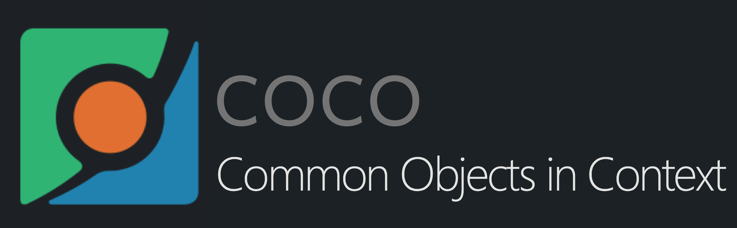 COCO - Common Objects in Context